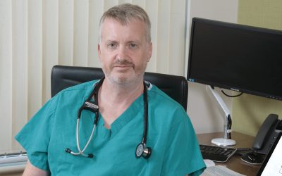 Dr David Begley – Cardiac Rhythm Management