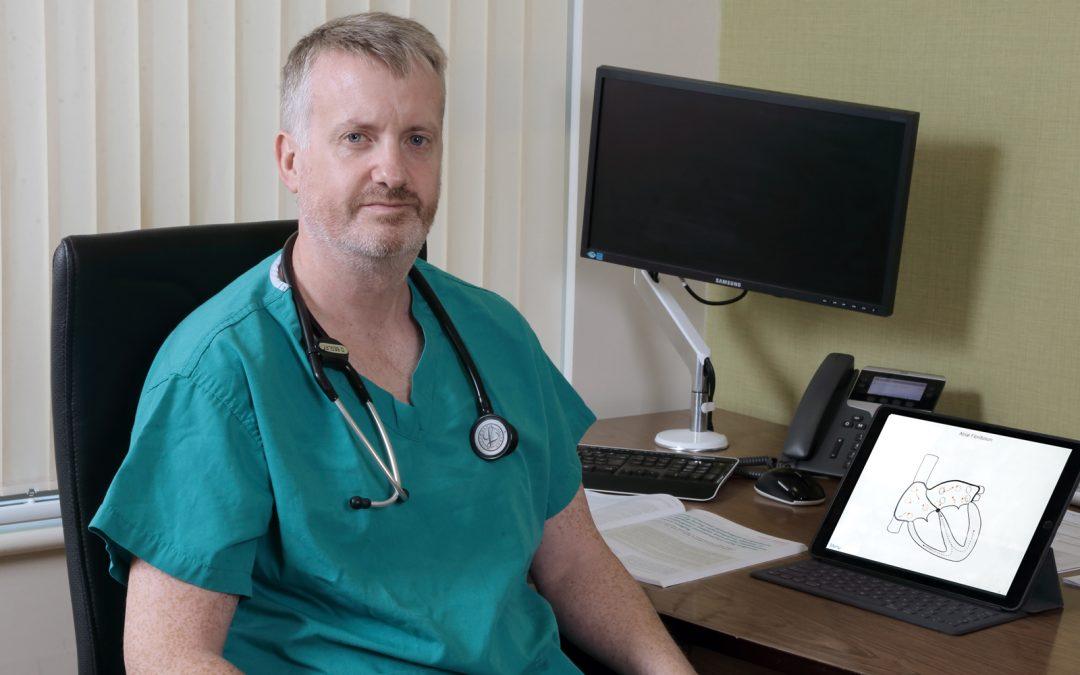 Consultant Cardiac Electrophysiologist